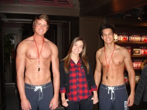 abercrombie hollister models